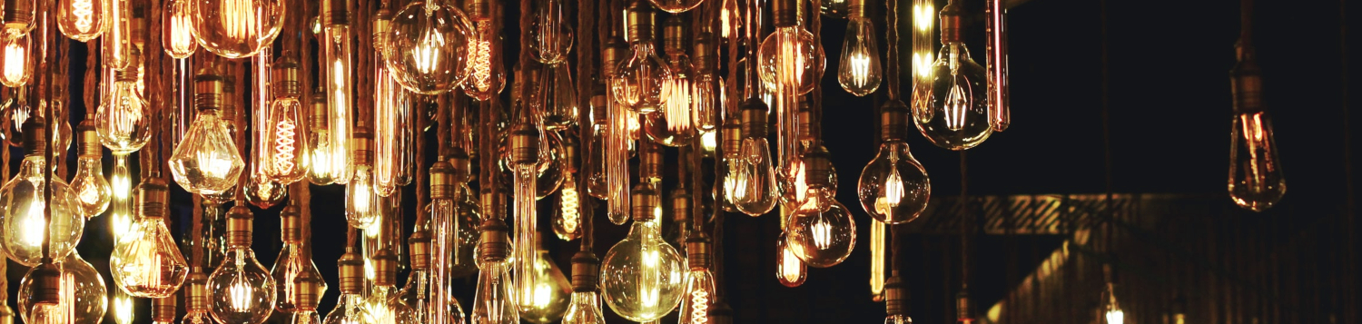 Category header picture - energy sector speakers - lightbulbs in Ho Chi Minh City by Anh Duy.