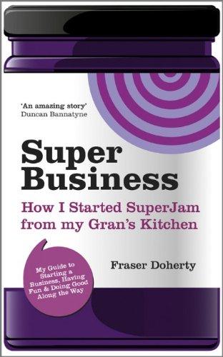 Fraser Doherty Super Business book