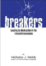 Nicholas J Webb - Breakers book image