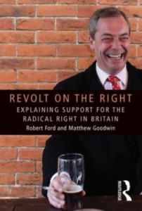 Revolt on the Right - Prof Matthew Goodwin