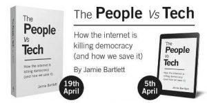 Jamie Bartlett - The People Versus Tech