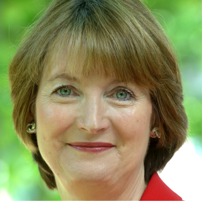 Harriet Harman Speaker Profile