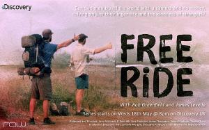 James Levelle Free Ride - adventurer speaker