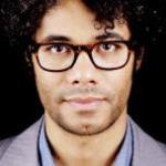 Richard Ayoade Speaker Profile