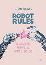 Robot Rules by Jacob Turner
